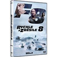Rychle a zběsile 8 - DVD - Film na DVD