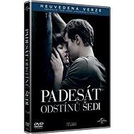 Padesát odstínů šedi - DVD - Film na DVD