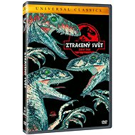 Ztracený svět: Jurský park - DVD - Film na DVD