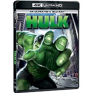 Hulk (2 disky) - Blu-ray + 4K Ultra HD