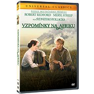 Vzpomínky na Afriku - DVD - Film na DVD