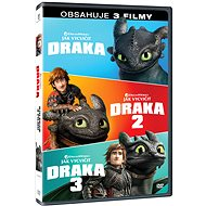 How to Train Your Dragon Collection 1. -3. (3DVD) - DVD - DVD Movies