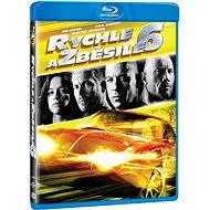 Rychle a zběsile 6 - Blu-ray - Film na Blu-ray