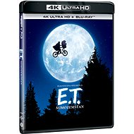 E.T. - Mimozemšťan (2 disky) - Blu-ray + 4K Ultra HD - Film na Blu-ray