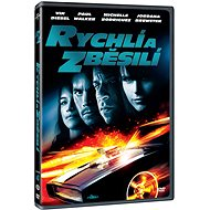 Fast and Furious - DVD - DVD Movies