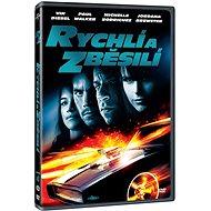 Film na DVD Rychlí a zběsilí - DVD