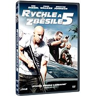 Fast and Furious 5 - DVD - DVD Movies