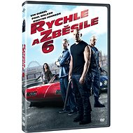 Fast and Furious 6 - DVD - DVD Movies