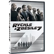 Fast and Furious 7 - DVD - DVD Movies