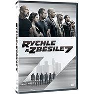 Rychle a zběsile 7 - DVD - Film na DVD