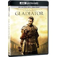 Gladiator (2 discs) - Blu-ray + 4K Ultra HD - Blu-ray Movies