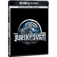 Jurský svět (2 disky) - Blu-ray + 4K Ultra HD - Film na Blu-ray