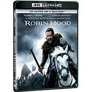 Robin Hood (2 disky) - Blu-ray + 4K Ultra HD - Film na Blu-ray