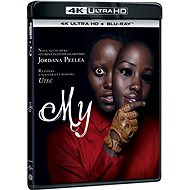 My (2 disky) - Blu-ray + 4K Ultra HD - Film na Blu-ray