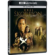 Král Škorpion - 4K Ultra HD - Film na Blu-ray