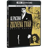 Zjizvená tvář (2 disky) - Blu-ray + 4K Ultra HD - Film na Blu-ray