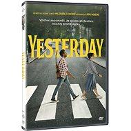 Yesterday - DVD - Film na DVD