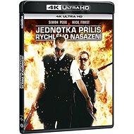 Jednotka příliš rychlého nasazení - 4K Ultra HD - Film na Blu-ray