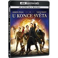 U Konce světa - (2 disky) - Blu-ray + 4K Ultra HD - Film na Blu-ray