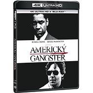 American Gangster (2 discs) - Blu-ray + 4K Ultra HD - Blu-ray Movies