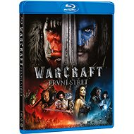 Warcraft: The First Encounter - Blu-ray - Blu-ray Movies