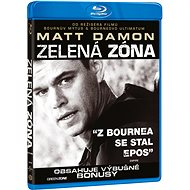 Zelená zóna - Blu-ray - Film na Blu-ray