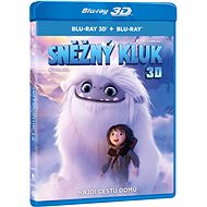Sněžný kluk 3D+2D (2 disky) - Blu-ray - Film na Blu-ray
