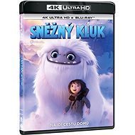 Sněžný kluk (2 disky) - Blu-ray + 4K Ultra HD - Film na Blu-ray