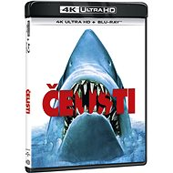 Čelisti (3 disky) - Blu-ray + 4K Ultra HD - Film na Blu-ray