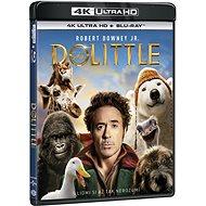 Dolittle (2 discs) - Blu-ray + 4K Ultra HD - Blu-ray Movies