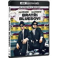 Bratři Bluesovi (2 disky) - Blu-ray + 4K Ultra HD - Film na Blu-ray