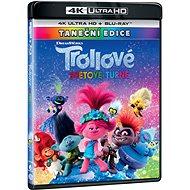 Trolls: World Tour (2 discs) - Blu-ray + 4K Ultra HD - Blu-ray Movies