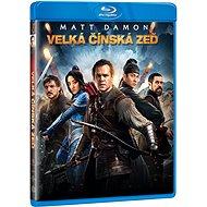 Velká čínská zeď - Blu-ray