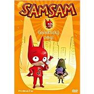 SamSam - Galaktický omyl - DVD - Film na DVD