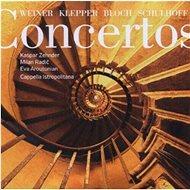 Zehnder Kaspar: Concertos - CD - Hudební CD