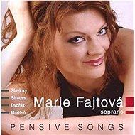Fajtová Marie: Pensive Songs - CD - Hudební CD