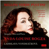 Bogza L.A.: Songs For Voice And Piano - CD - Hudební CD
