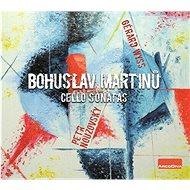 Nouzovsky Petr: Cello Sonatas - CD - Music CD