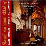 Pokorná Jiřina: Famous Organ Compositions - CD - Music CD