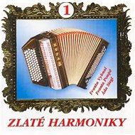 Various: Zlaté harmoniky 1 - CD - Hudební CD