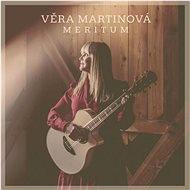 Martinová Věra: Meritum - CD - Hudební CD