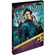 Harry Potter a Ohnivý pohár (3DVD) - DVD