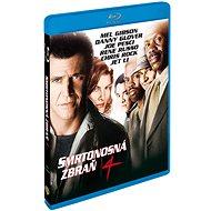 Film na Blu-ray Smrtonosná zbraň 4 - Blu-ray