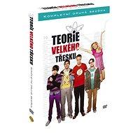 Teorie velkého třesku / The Big Bang Theory - Kompletní 2.série (4DVD) - DVD - Film na DVD