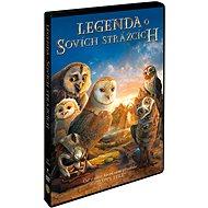 Legenda o sovích strážcích - DVD - Film na DVD