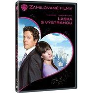Láska s výstrahou - DVD - Film na DVD