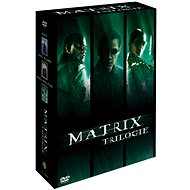 Trilogie Matrix (3DVD) - DVD - Film na DVD