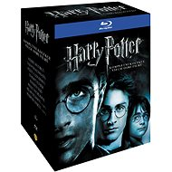 Harry Potter - Complete Collection (11BD) - Blu-ray - Blu-ray Movies
