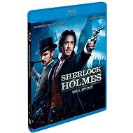 Film na Blu-ray Sherlock Holmes: Hra stínů - Blu-ray - Film na Blu-ray
