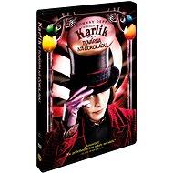 Karlík and the Chocolate Factory - DVD - DVD Movies